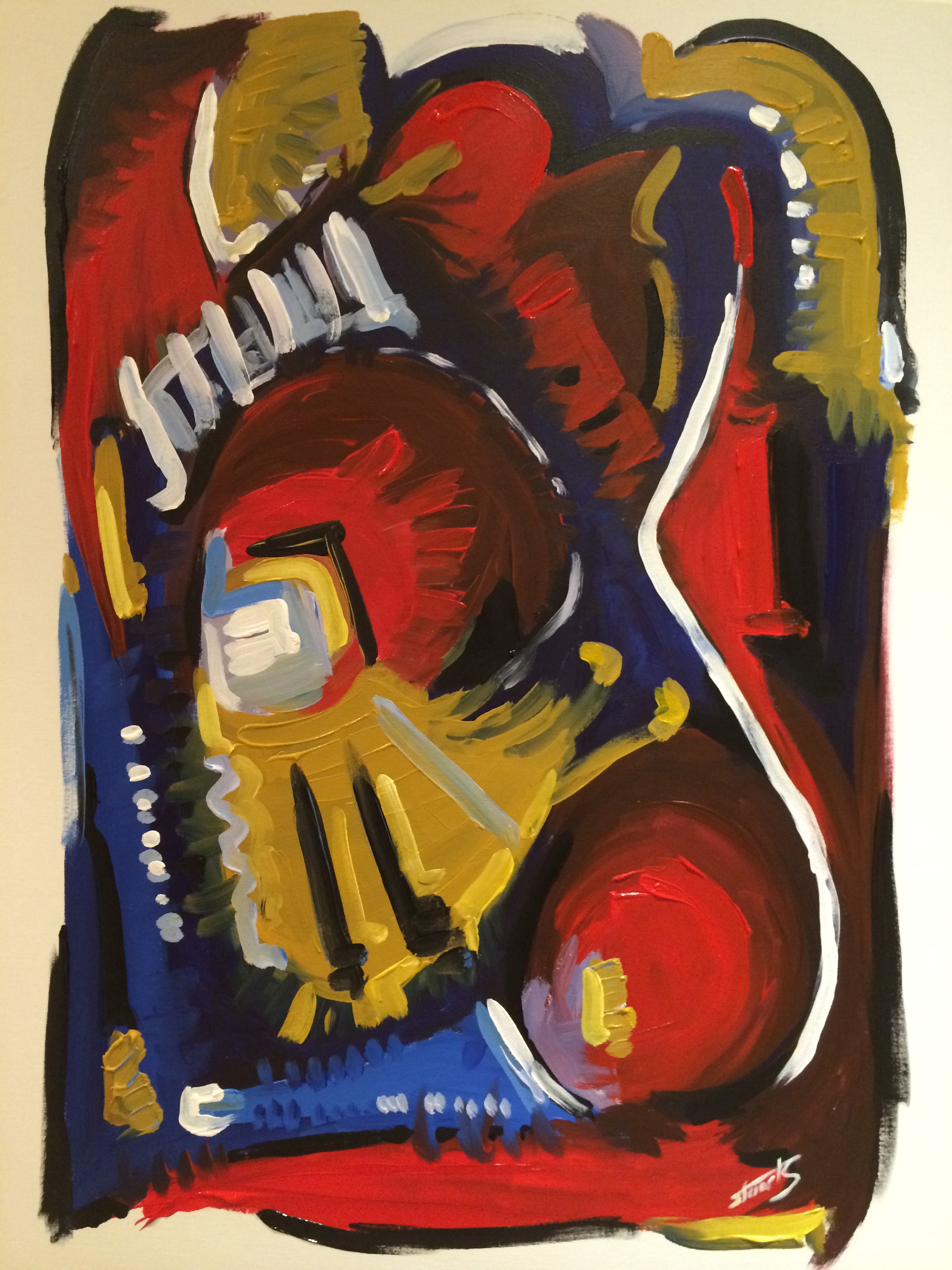 Stuart Slater Art
