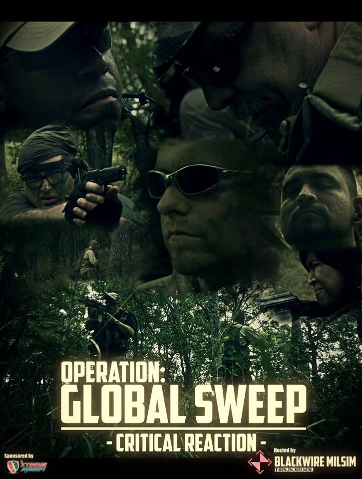 Operation: Global Sweep – Official Promo Film