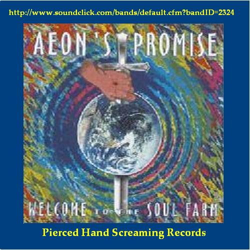 Hear The Sound , Music Video by John Layne, of the Aeon's Promise band.