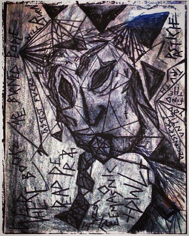 Collection of original artwork 2