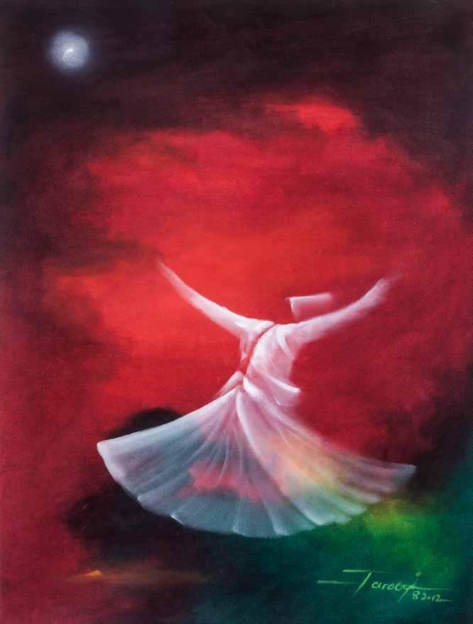 Spiritual Sema of Whirling Dervishe 2