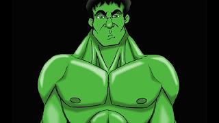 Hulk Sexy and Hulk Knows it