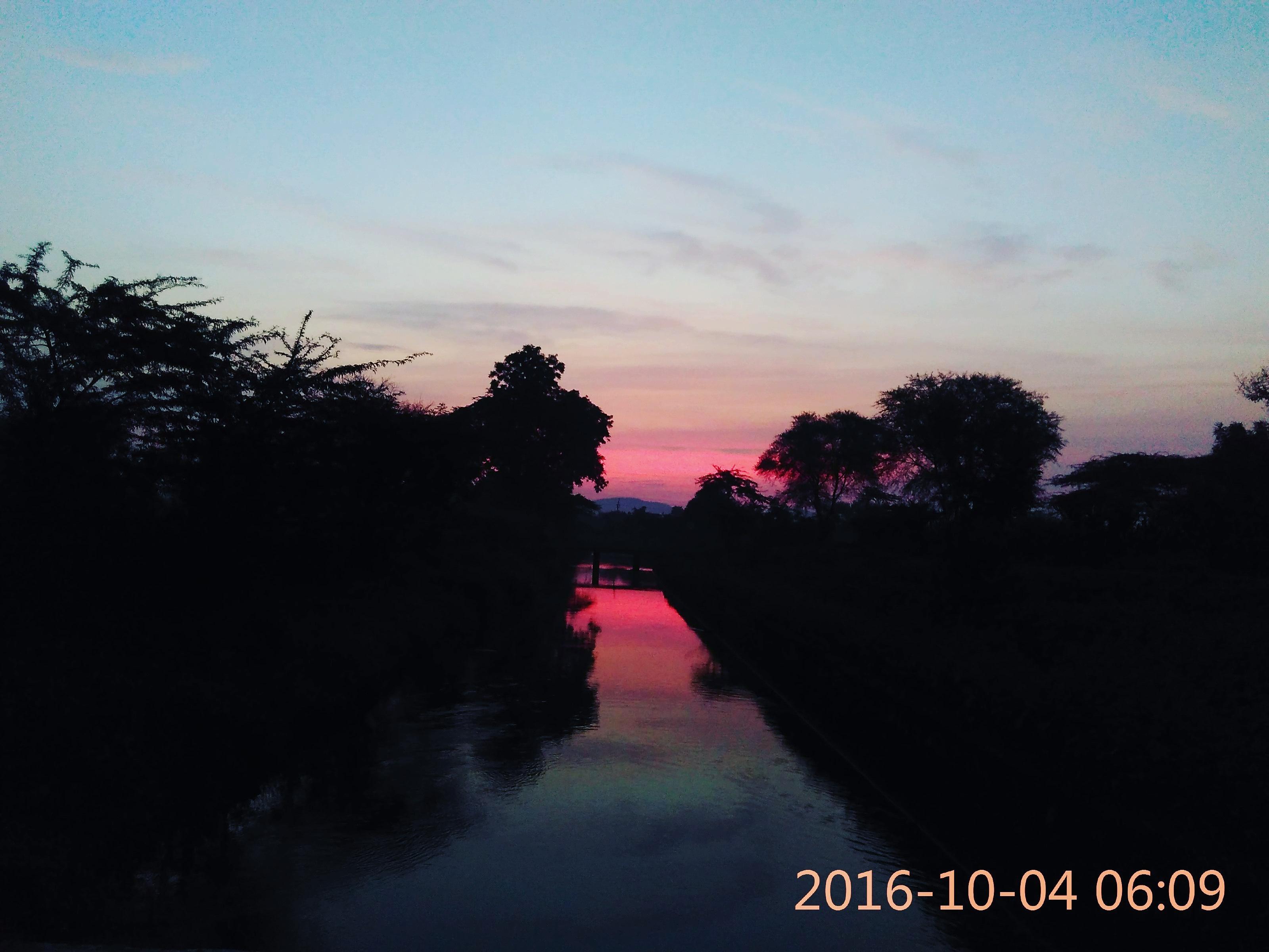 Splendid Sunsets Glorious Sunrise