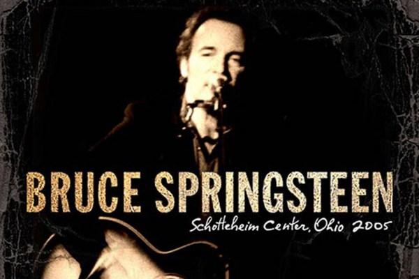 The boss aka Bruce Springsteen