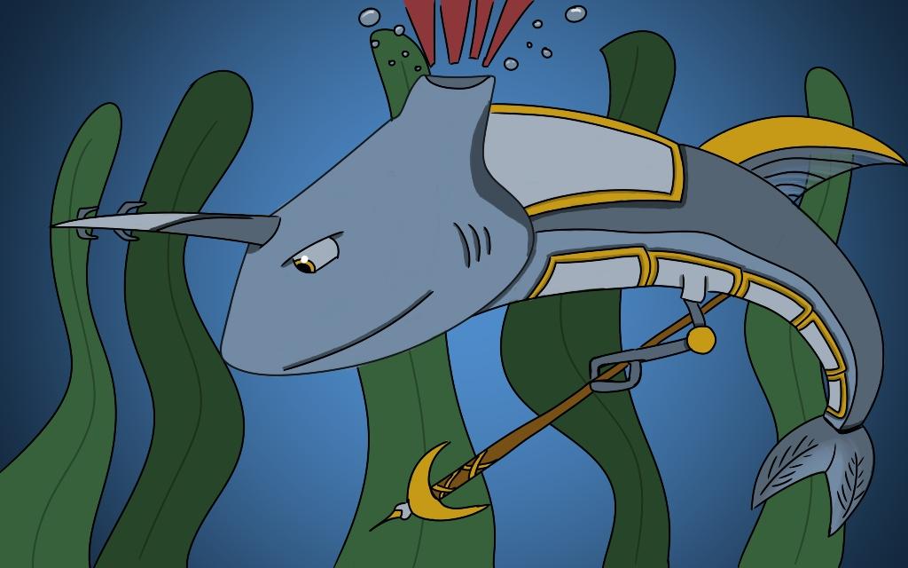 Aquario the Guardian of the seas